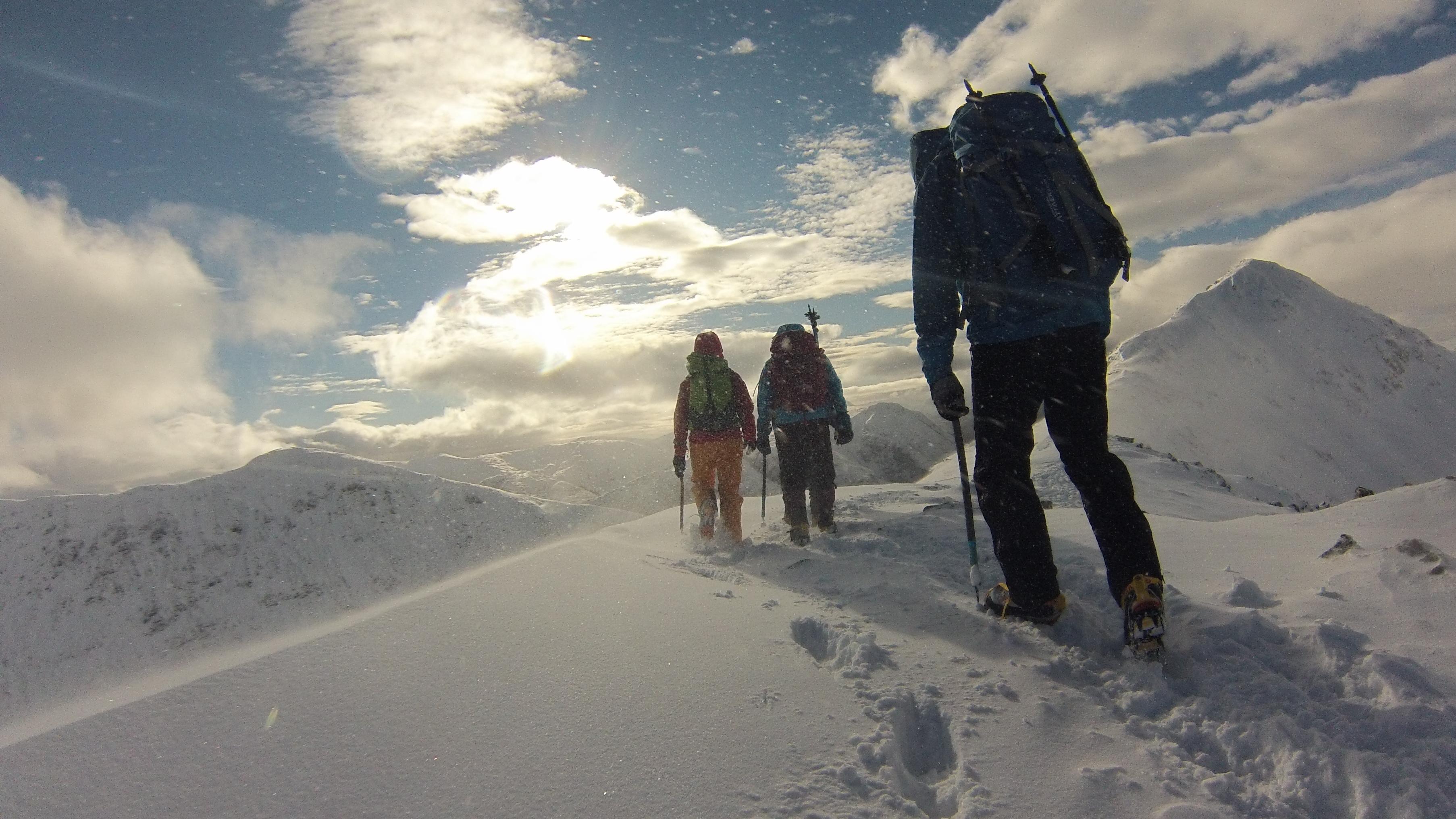 Scottish Winter Adventure with Love Her Wild
