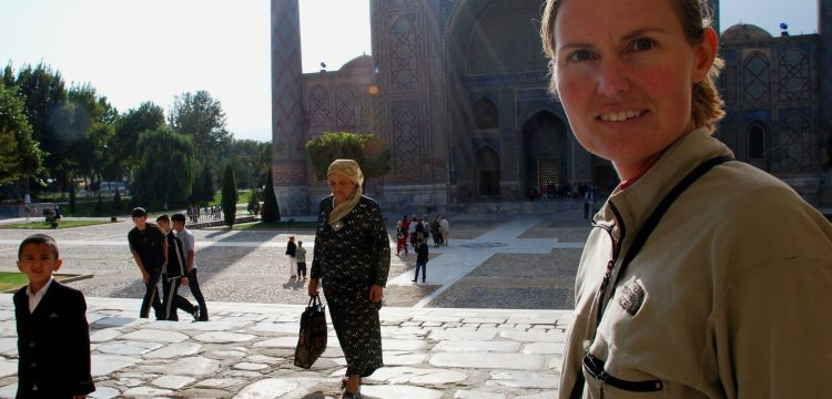 What men could learn from solo female travellers