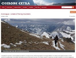How to climb Aconcagua article