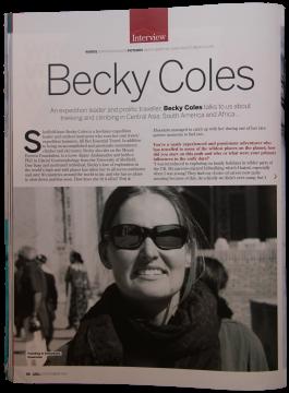 Rebecca Coles media