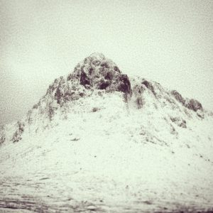 guided winter Buachaille Etive Mor