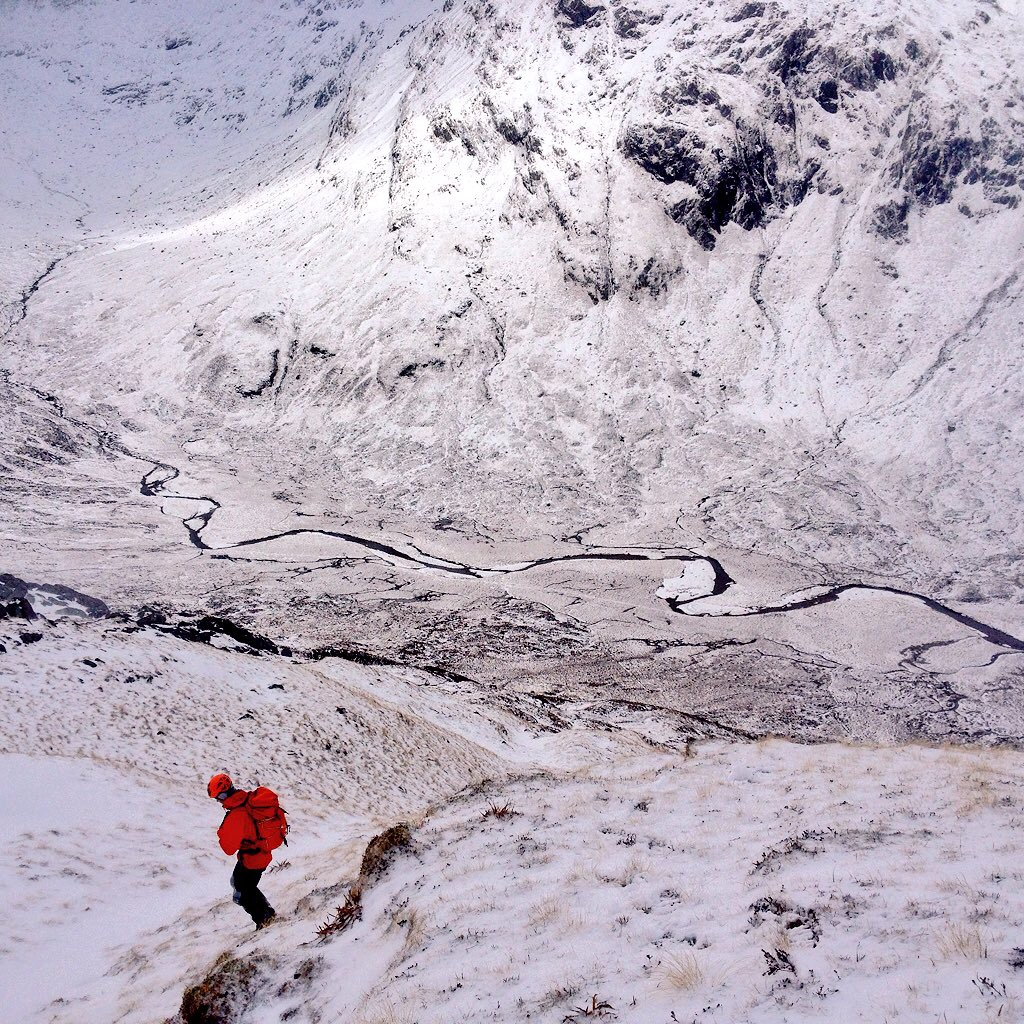 Guided winter Ring od Steall