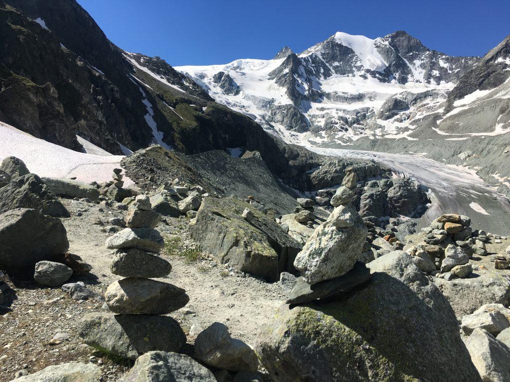 Rock-stacking
