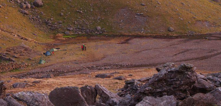 Wild Camp Snowdonia