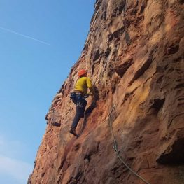 Sport Climbing Safety